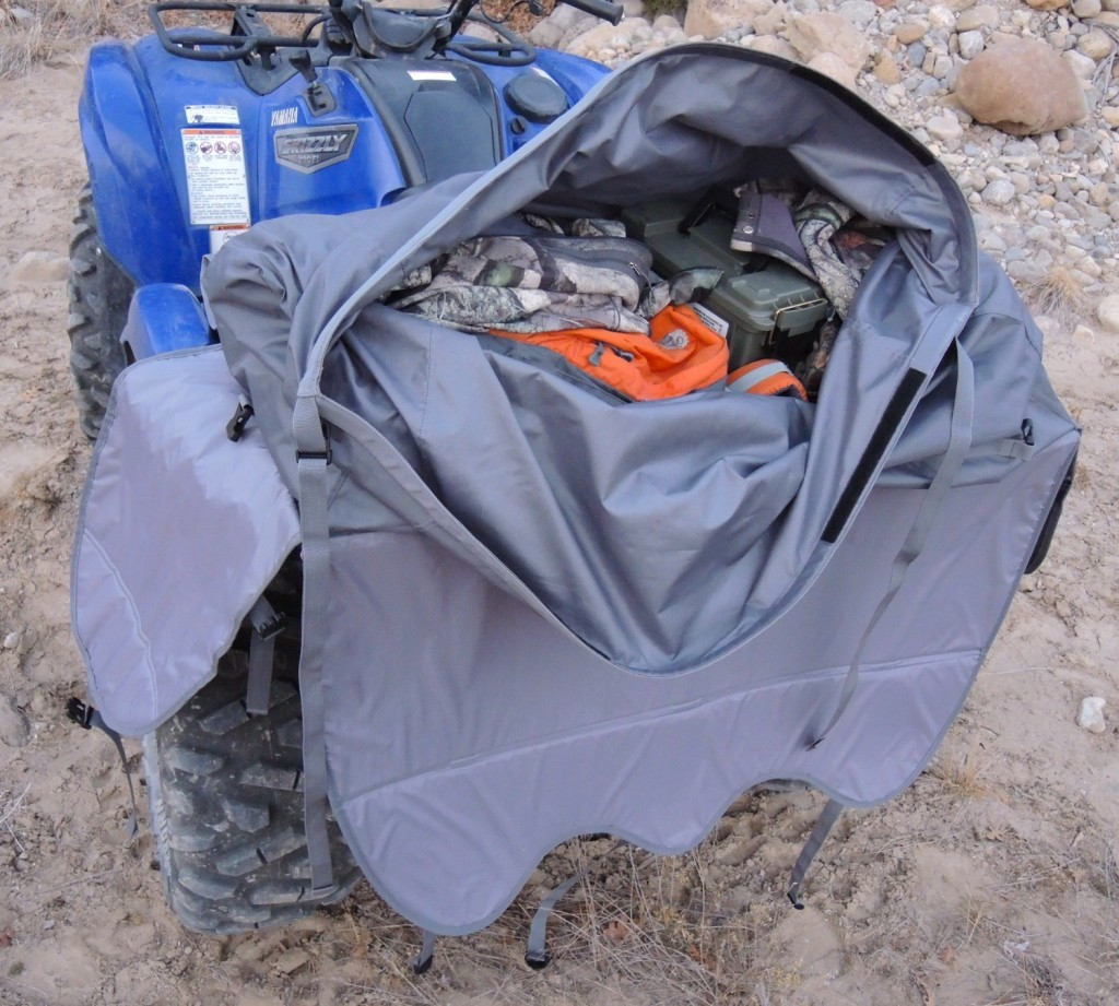 Cargovise Bag-Open