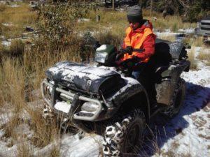 CargoVise ATV bag
